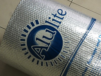 New radiant barrier for domestic use ATI