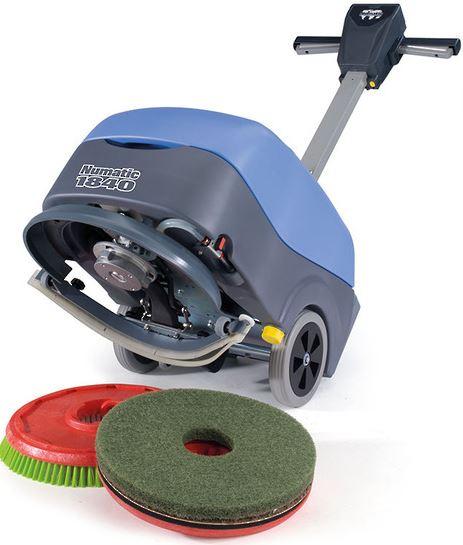 Numatic cleaning equipment for industrial floors Jnl 6 16