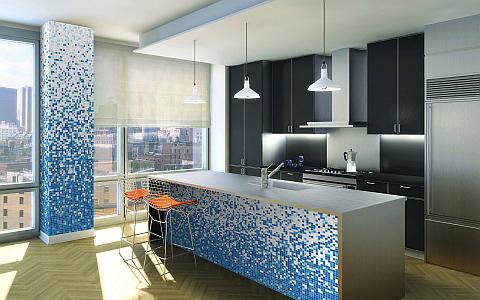Bringing global mosaic trends home DOUGLAS JONES