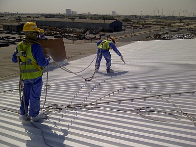 Seamless waterproofing system SIKA