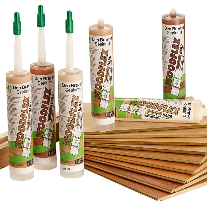 Den Braven quality wood sealant for laminates Jnl 7 16