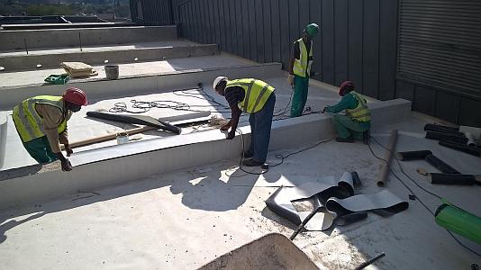 Waterproofing menlyn maine BASF