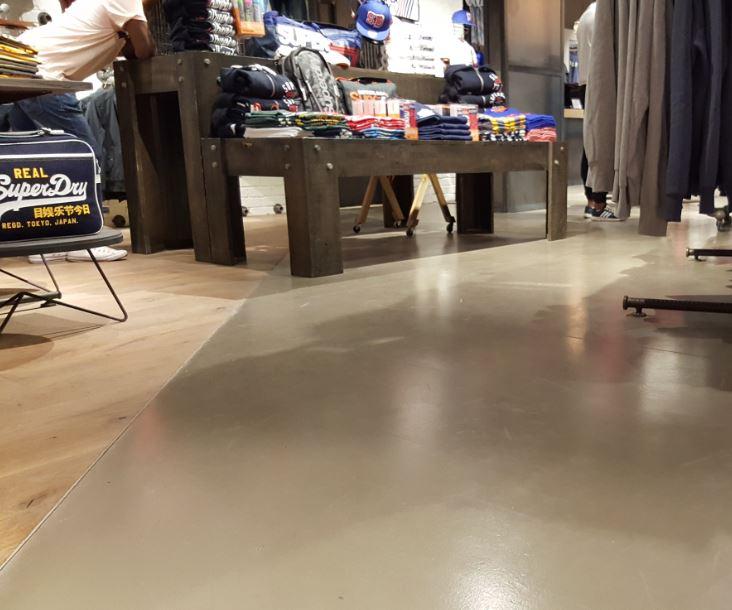 CT Industries installer of premium seamless flooring solutions Jnl 7 16