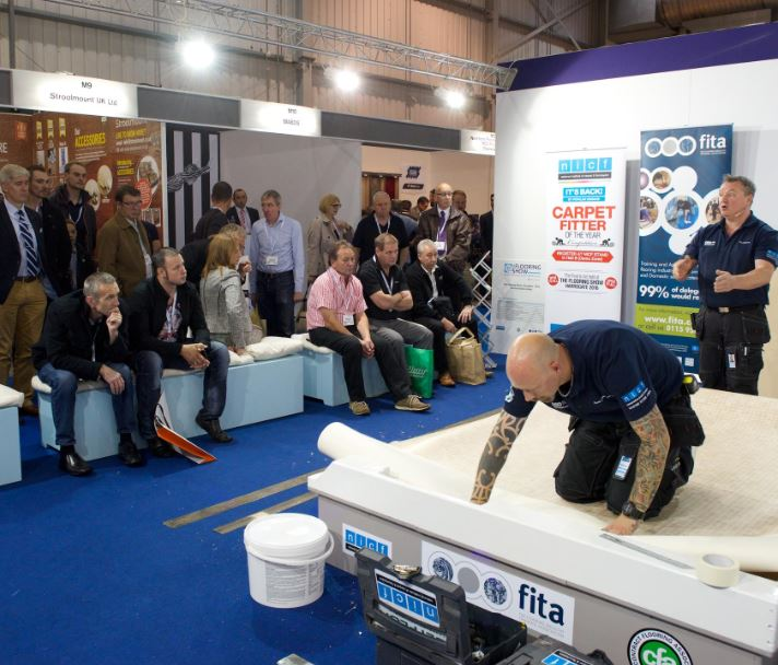 The Flooring Show record breaking number of attendees Jnl 1 17