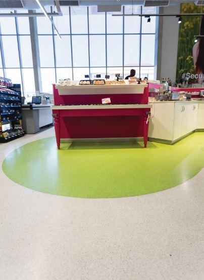 Flowcrete decorative flooring for Secunda Spar Jnl 1 17