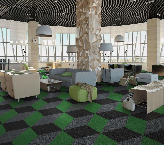 New Flooring Range Offers A Kaleidoscope Of Colour