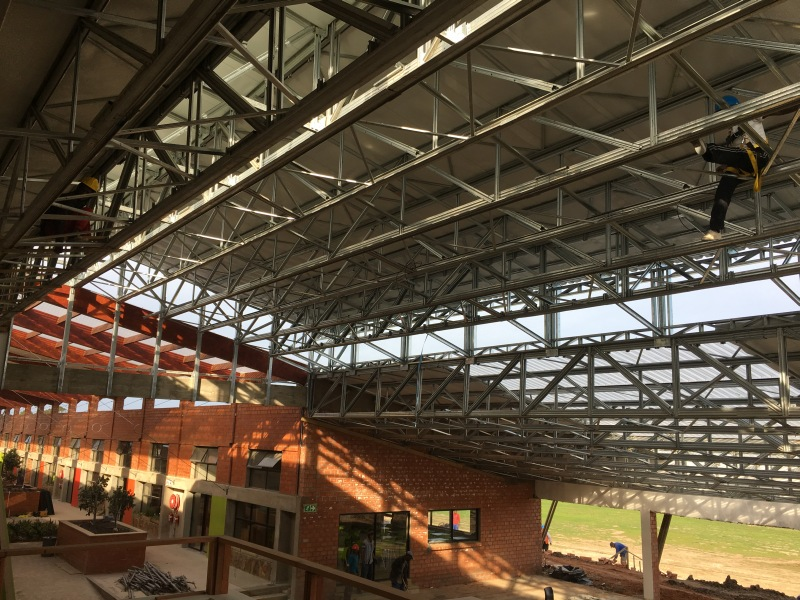 Long Span Roof Structure Awarded Building Amp Decor