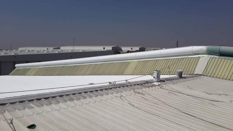 This is how to paint a roof in a flash – Building & Decor