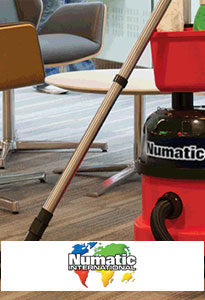 Numatic International South Africa