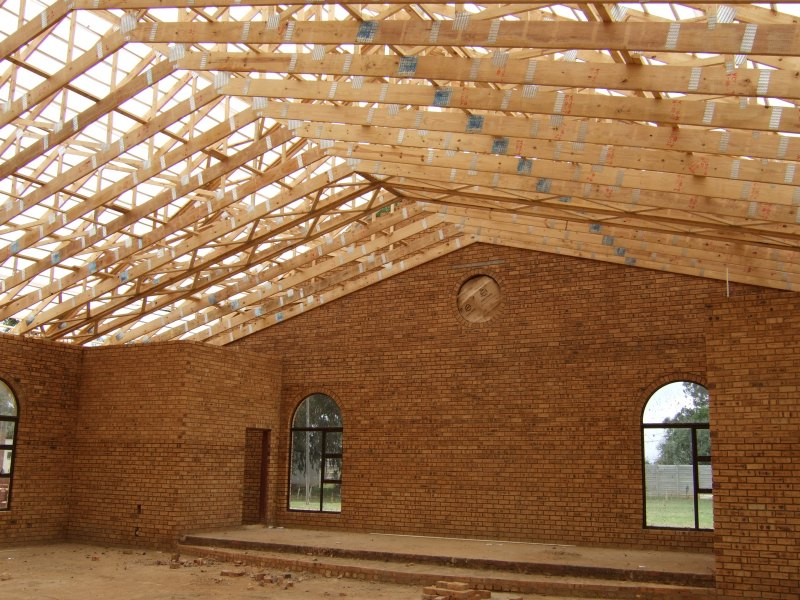 Pre Fabricated Timber Roof Trusses Building Amp Decor