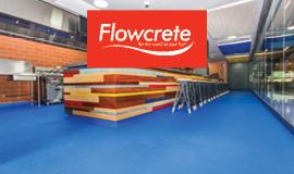 Flowcrete Box Banner
