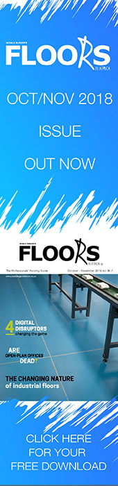 Floors Out Now OCT 13 – NOV 13 2018