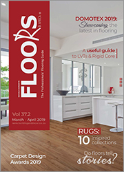 Floors in Africa Magazine Vol 37.2 March/April 2019