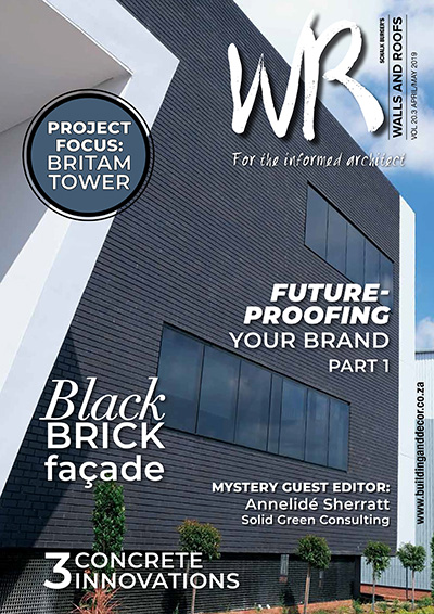 Walls & Roofs in Africa Volume 20.3 April/May 2019