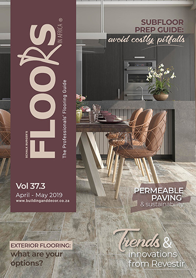 Floors in Africa Vol 37.3 April/May 2019