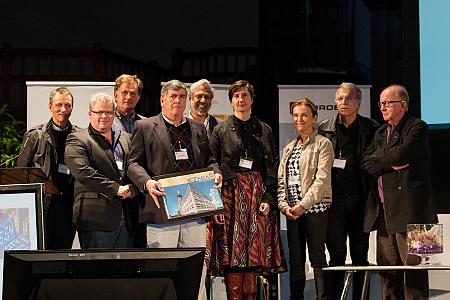 Archi journal thanks lifelong sponsor COROBRIK