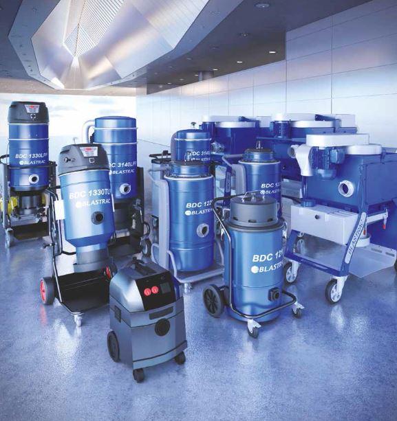 Diamond Products equipment eliminate dust Jnl 5 16