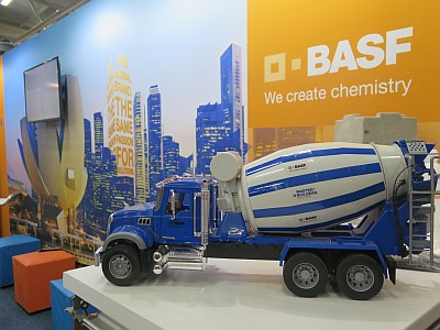New construction technology solves industry issues BASF