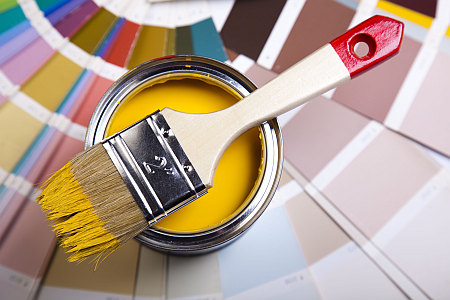 Packaging to label paint quality SAPMA