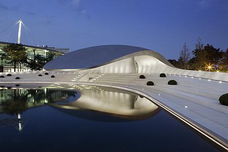 Meticulous architecture Wolfsburg HENN