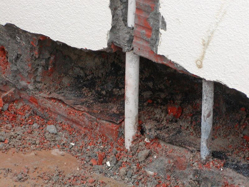 The Importance Of Correct Installation Of Damp Proof