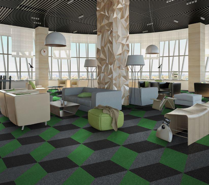 Top Heavy Commercial Flooring Brand Undergoes Revamp