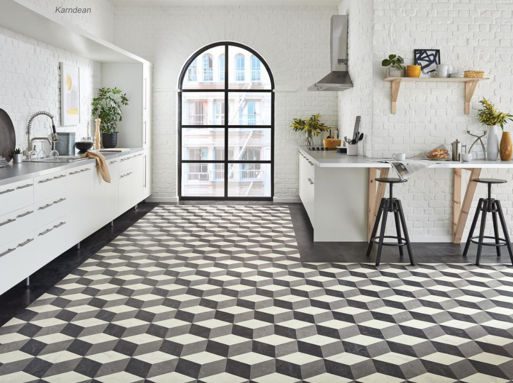 Lvt Trends That Have Made A Statement In 2017 Building