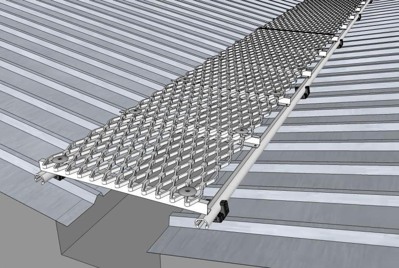 Why Hail Guards Are Key In A Roof S Design Building Amp Decor