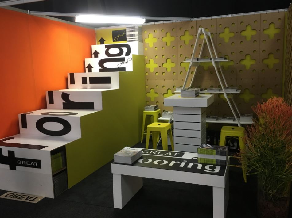Exhibition Stand Guide : Great flooring guide at decorex u building decor