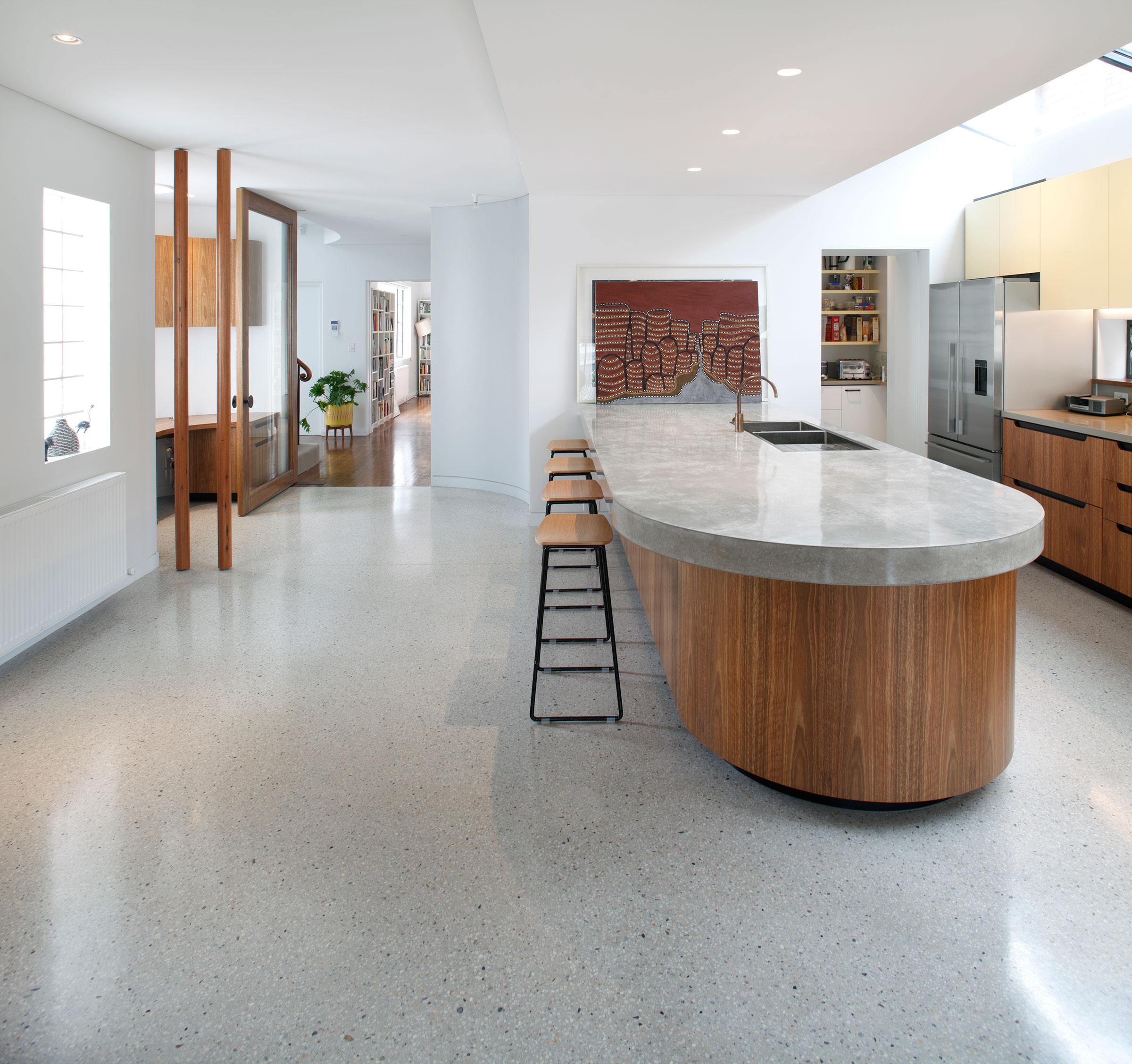 Polished concrete is becoming an increasingly popular option in commercial environments this flooring type which was traditionally seen as only suitable